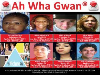 Discover Ah Wha Gwan� with Yascu� 411